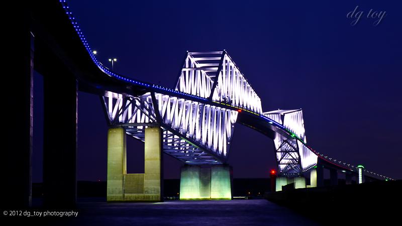 夕焼けに映える富士山とランドマーク!東京ゲートブリッジへのアクセスと撮影攻略
