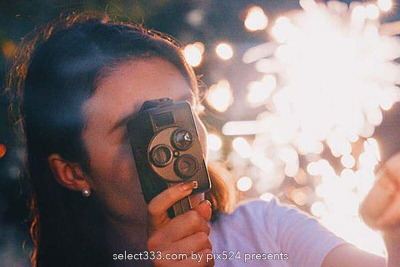 Fragment-8レトロボディの8ミリフィルム風デジタルトイカメラ!遊び心あるMOVIEカメラ