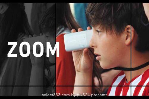 Canon PowerShot ZOOM手のひらサイズの望遠鏡型単眼カメラ!簡単操作で瞬間撮影!