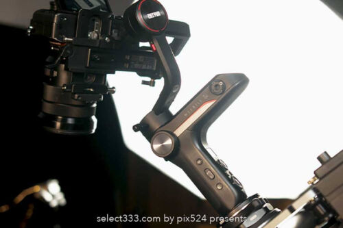 広がる動画の撮影構図!4軸電動カメラスライダーHOT DOG 3.0!YC Onion HOT DOG 3.0