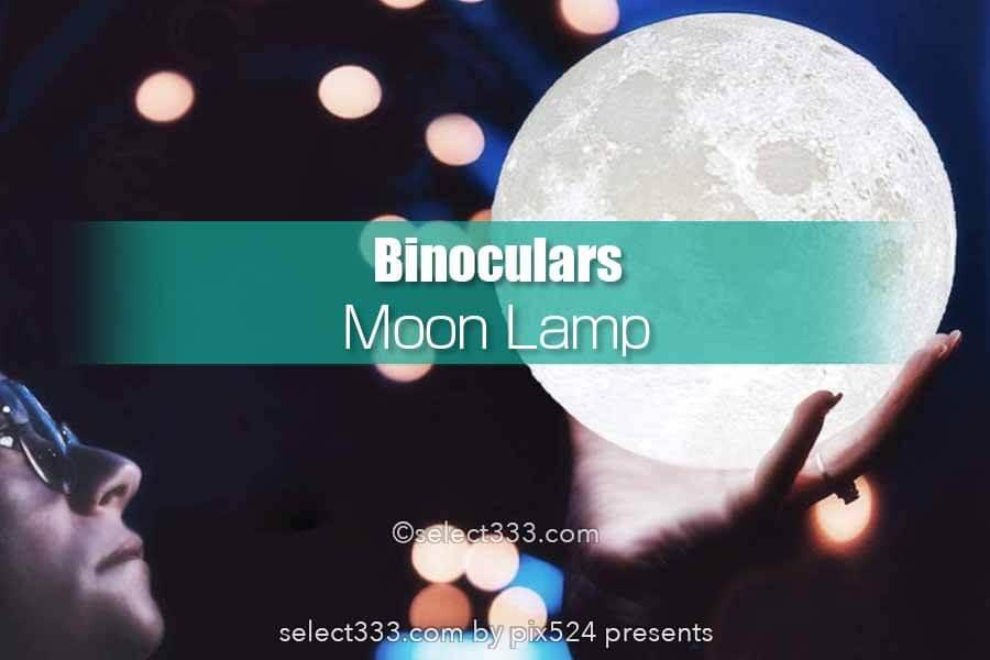 月のランプで萌え写真!インテリア照明や撮影小道具にも最適!ムーンランプ