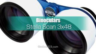 星空観測用双眼鏡StellaScan(ステラスキャン)星のオペラグラス!低倍率で広い視野を確保