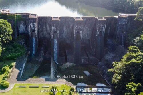 豊稔池ダムの撮影とアクセス!歴史を感じるスポット豊稔池堰堤!香川県観音寺市の撮影地