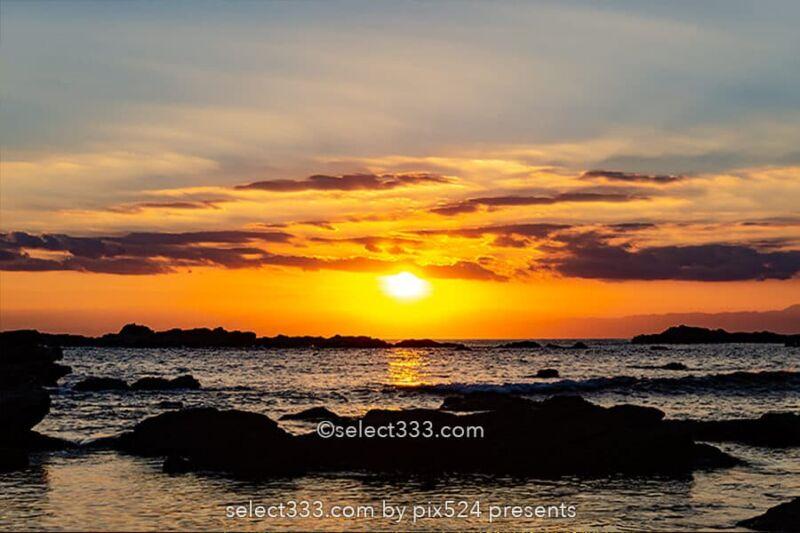 城ヶ島で見える夕日と夕焼け!三浦半島にある絶景の夕焼け撮影地!海辺の夕焼けポイント