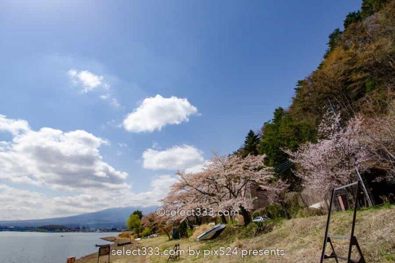 河口湖と富士山の撮影!湖畔から富士山ビューのベスポジはどこ?富士五湖の撮影地