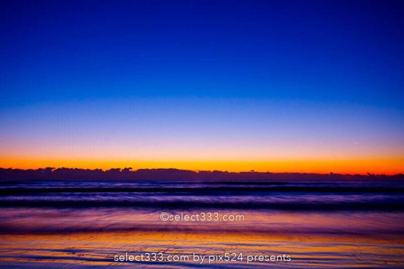 九十九里浜の日の出撮影!海から昇る朝日が見える絶景撮影地!千葉県の初日の出スポット