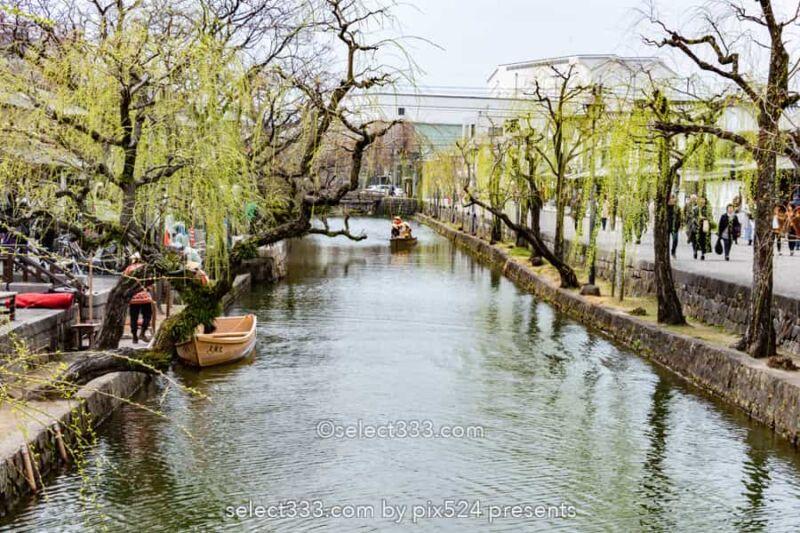 倉敷美観地区の撮影!美しい景観エリア一度は行きたい観光地!岡山県倉敷市の撮影地