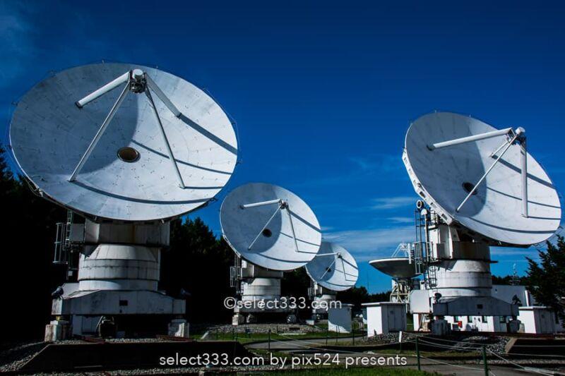国立天文台野辺山宇宙電波観測所の風景撮影!電波望遠鏡を撮る!迫力のパラボラアンテナ