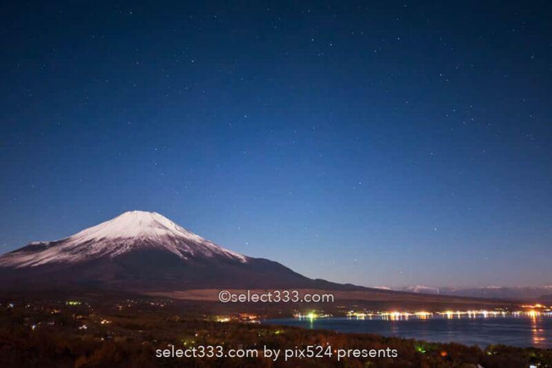 山中湖と富士山の撮影!夕焼けや星空・冬景色の山中湖の撮影地!富士五湖の富士山