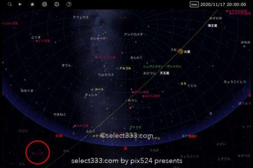 2020年版しし座流星群の観測と撮影方法!秋の夜空に流れ星!獅子座流星群の撮影攻略