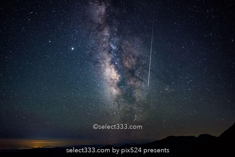 流星群とは?どの方角にいつ見える?年間の流星群の観測撮影!流れ星が見える夜