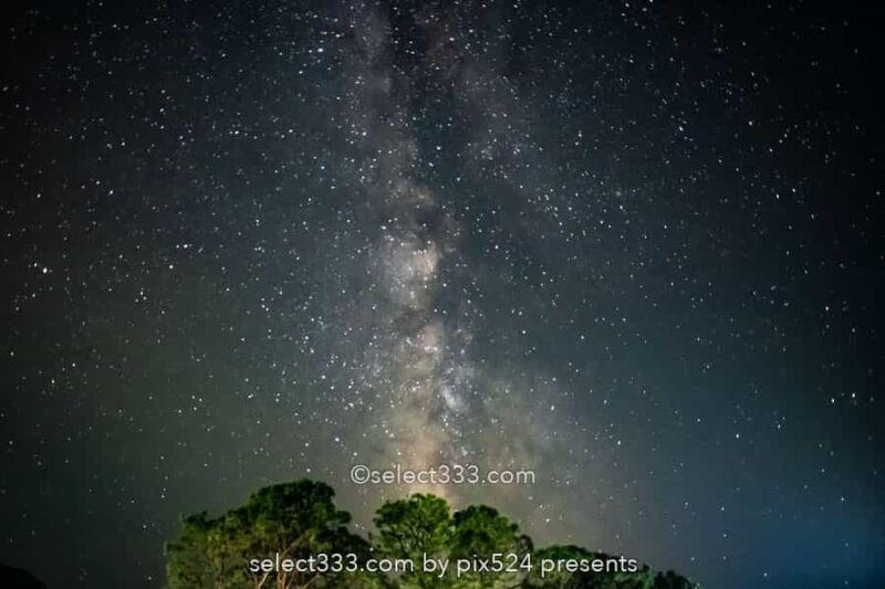 四国の天の川!県内天の川撮影地と撮影レポート!満天の星四国で!四国の星空観測地一覧