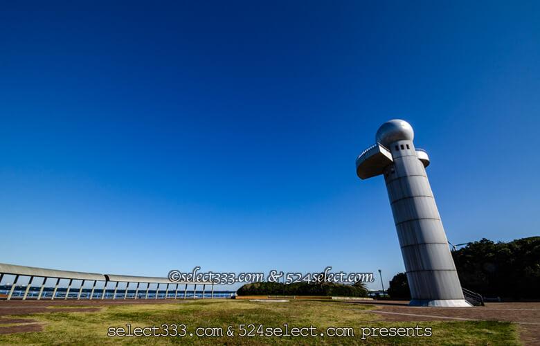 袖ヶ浦海浜公園から見る富士山とアクアライン!東京湾の景色!千葉県からの富士山展望