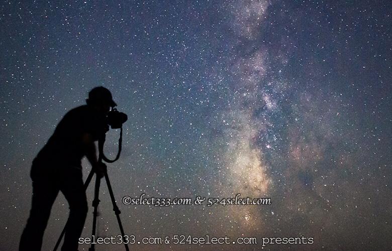 星空や流星群観測・撮影に用意したいアイテムは?快適な星空撮影!星空観望マストアイテム