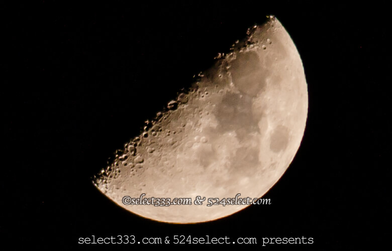 月面の文字を探そう!月に現れるアルファベット月面X・V・L!月面エックスが見える日は?