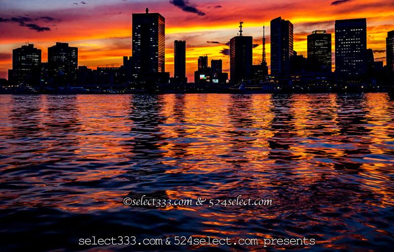 リフレクションを撮ろう!朝焼け夕焼け映り空や湖の鏡面撮影!水辺のリフレクション撮影