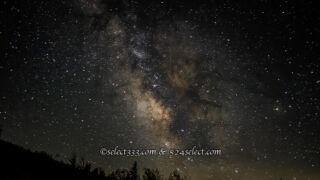 星空・天の川と被写体にピントを合わせる撮影方法とコツは?遠景と近景のピント合わせ