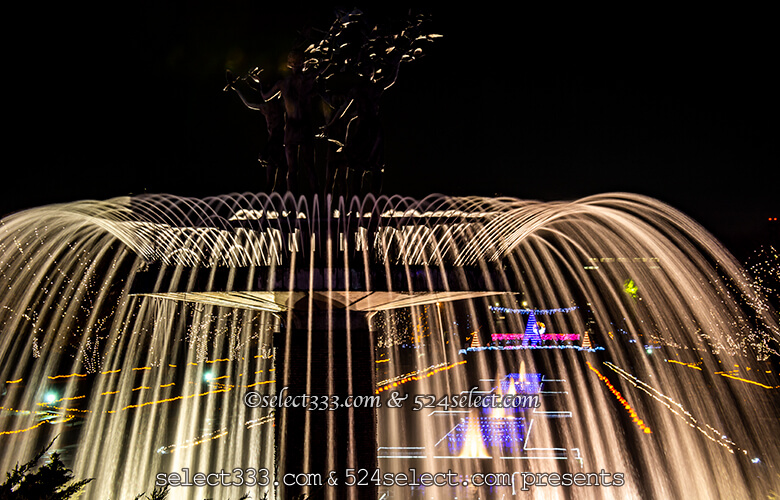 国営昭和記念公園イルミネーション!ファミリー向け東京イルミ!イルミ撮影攻略と混雑