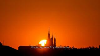 ふたご座流星群・初日の出シンデレラ城と撮影する東京の穴場!葛西臨海公園冬場がおススメ