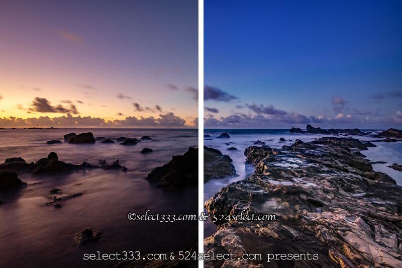 ハーフND効果同様の写真作品を作る!HDRとは違うPS加工作品!簡単な写真加工で作品作り