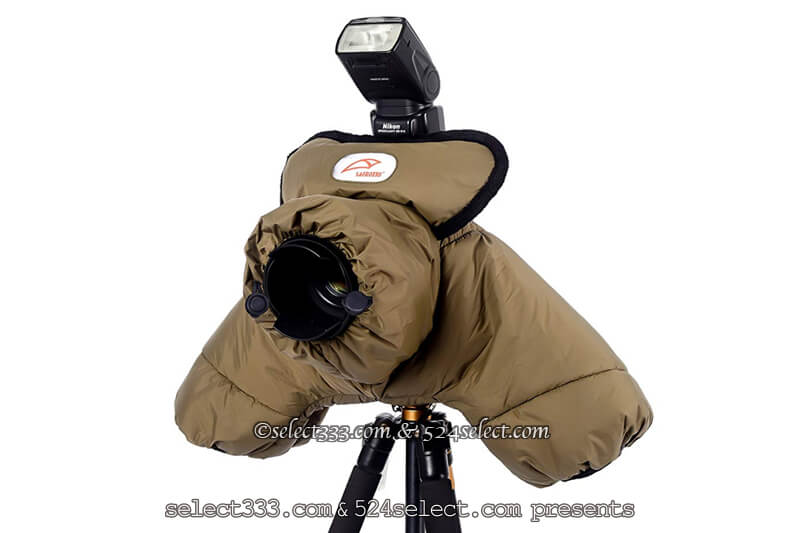 冬の撮影に防寒アイテム!レンズの曇り止めと雪の撮影対策!カメラカバーとレンズウォーマー