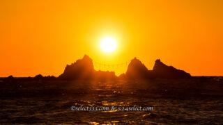 全国の写真家が集まる景勝地真鶴半島の三ツ石へのアクセス!朝日の撮影攻略
