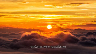雲海と朝焼け天の川撮影の聖地草津白根山アクセスと撮影攻略!星空撮影とハイキングに!
