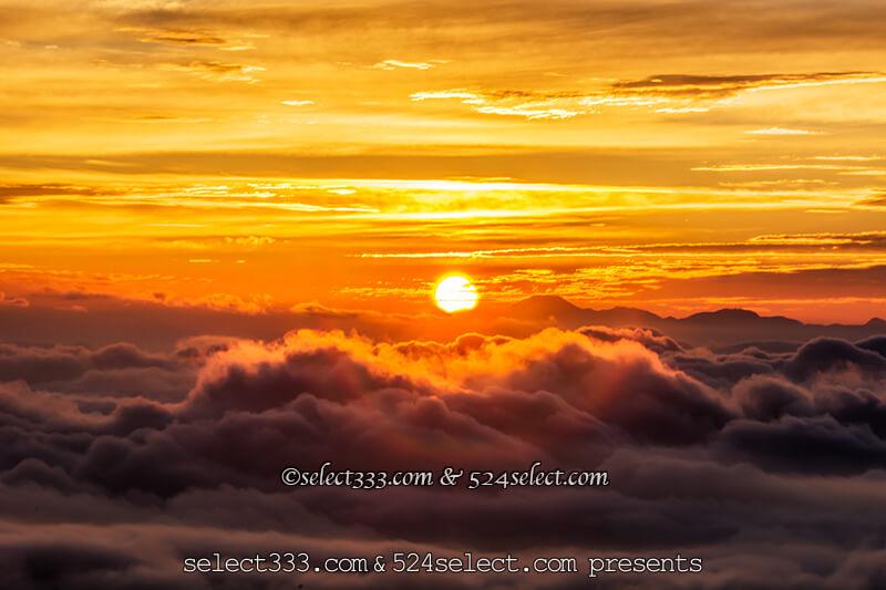 雲海を見に行こう!雲を眼下に天空を感じる撮影スポット!撮影ポイントと撮影攻略