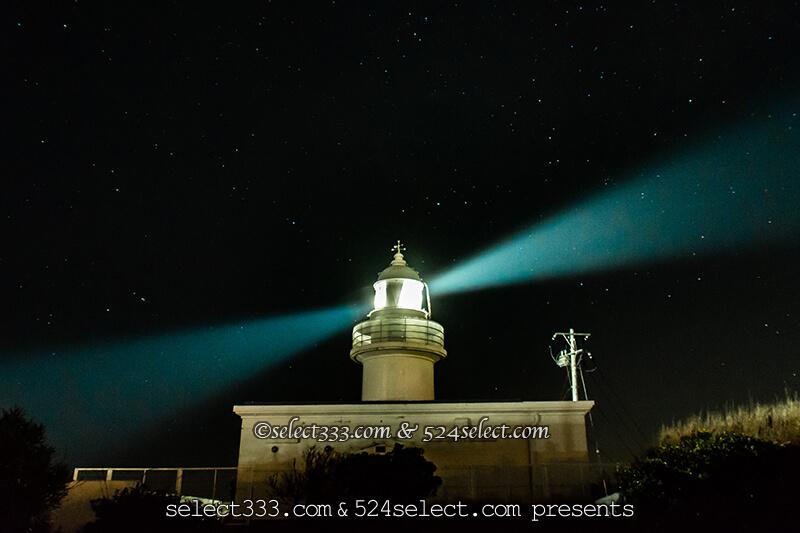 灯台の光跡を合成して作品にしてみよう!灯台の光跡を撮る方法!撮影方法とヒント