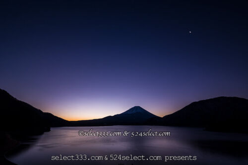 本栖湖で富士山を撮ろう!富士五湖の絶景富士山ビューポイント!夜明けと夜の絶景スポット