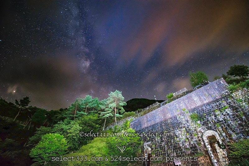 天空の歴史遺産!新居浜別子銅山東平ゾーンは東洋のマチュピチュ!東平(とうなる)の風景