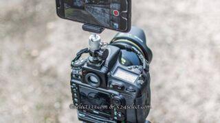写真と動画を同時に撮ろう!カメラとスマホの同時撮影で記録!定置撮影や動く被写体