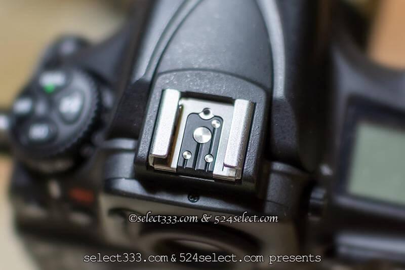 カメラのパーツのアクセサリーシューとホットシュー何が違う?カメラの部品名称を知ろう!