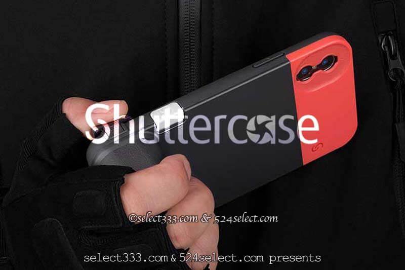デジカメになるiPhoneケースShuttercase!カメラはスマホで充分!スマホ撮影が楽しくなる