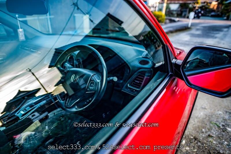 使える車の撮影アイテム!フィルターを使って映り込みを調節!PLフィルターの使用例