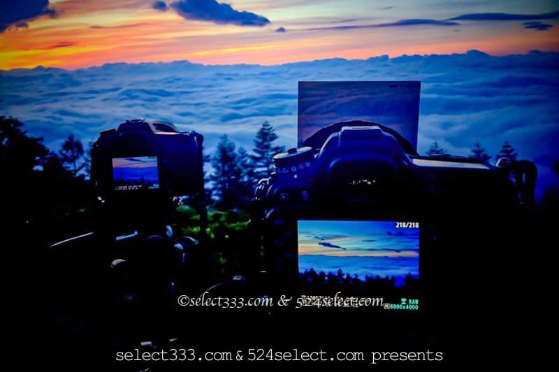 ハーフNDフィルターで明暗の強弱を調節!朝日や夕日の撮影に!全景撮影のアイテム