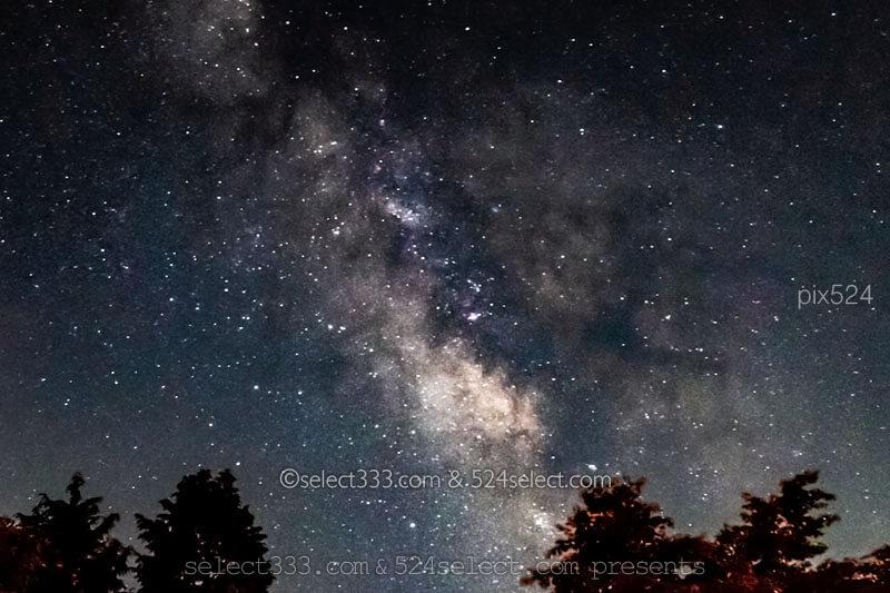 7月の天の川銀河の見え方と見える方角・時間!銀河の撮影!2019年版天の川撮影候補日