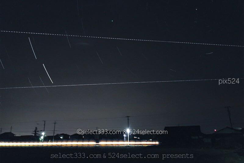 星撮りアプリnightcapカメラ使い方!長時間露光とインターバル!星の撮影とタイムラプス