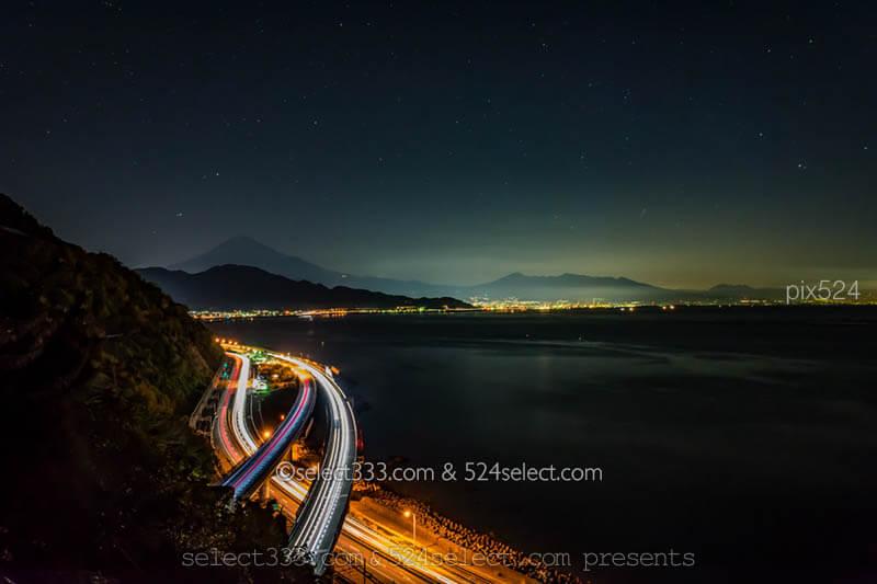 薩埵峠(さったとうげ)からの富士山撮影アクセスと撮影攻略!歌川広重が見た富士山の景色