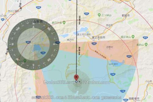 富士山と天の川を撮る撮影地と季節は?富士山と星空撮影計画!富士山を中心にした撮影地