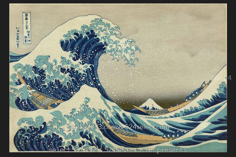 浮世絵マップで現代の風景再現を!北斎・広重の風景撮影地!富士山の見える風景撮影地