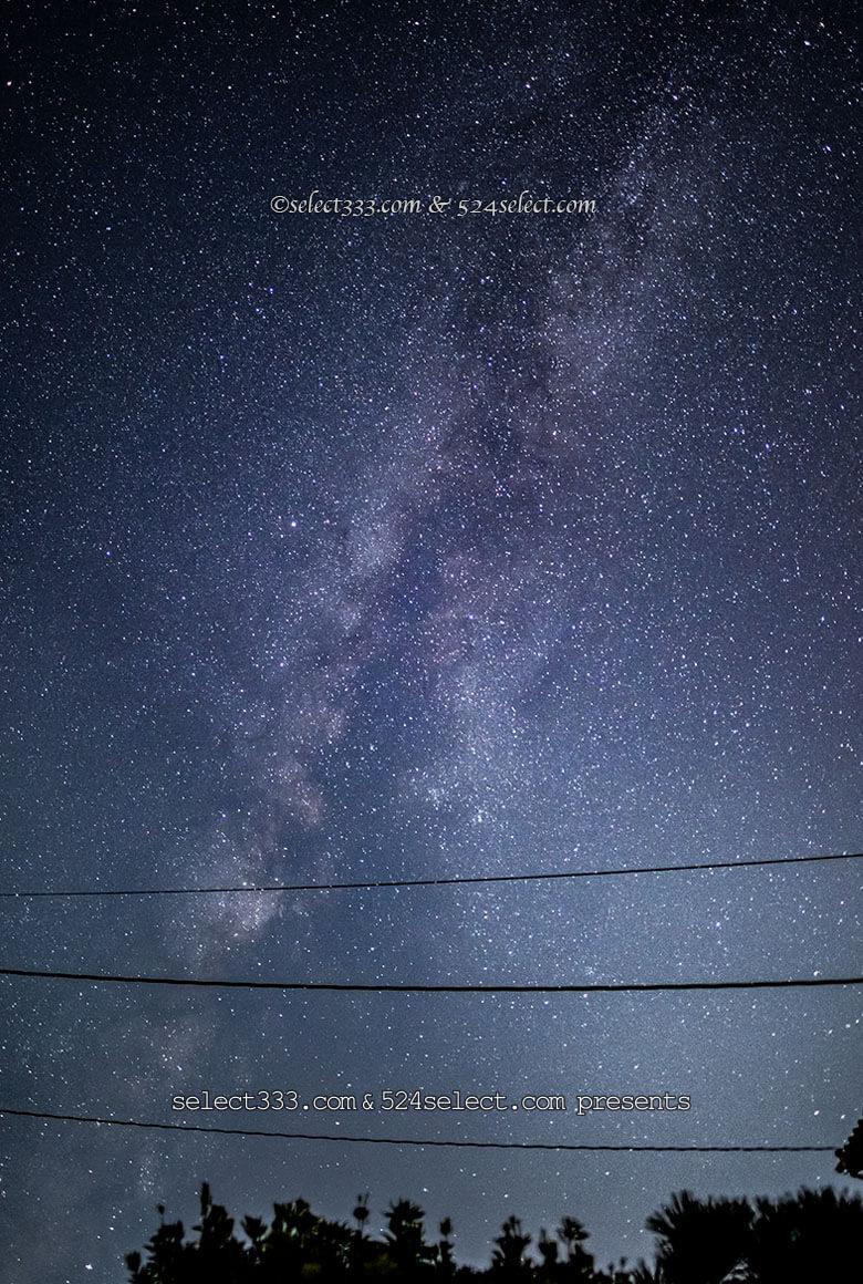 8月の天の川の方角と撮影時間は?流星群込みで天の川撮影を!2018年版天の川撮影候補日