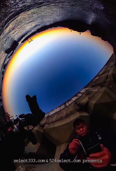 パワースポット神磯の鳥居大洗磯前神社のアクセスと撮影攻略!海からの日の出と鳥居