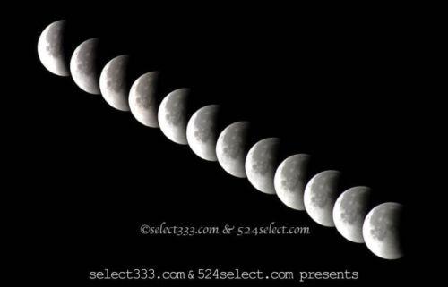 2018年1月31日の皆既月食を撮影しよう!月食は見れる?月食の撮影準備と撮影計画