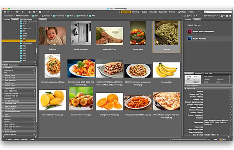 PhotoshopでJPEGの写真をRAW現像補正して最適な写真に!AdobeBridgeを使おう!