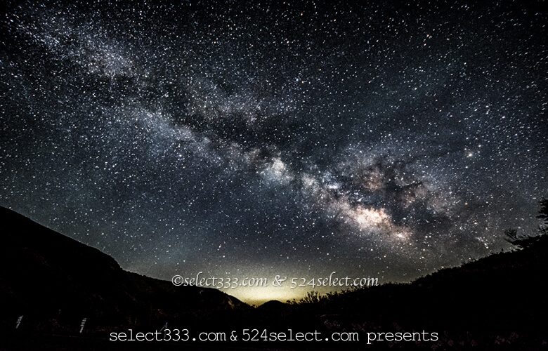 星景天体撮影方法や撮影地・画像の補正と加工に役立つ索引!天の川・流星群・月の撮影に