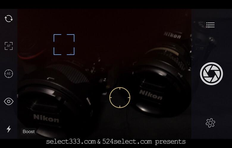 スマホで長時間露光撮影SlowShutterCam星の撮影も期待大!インターバル撮影もこれひとつ