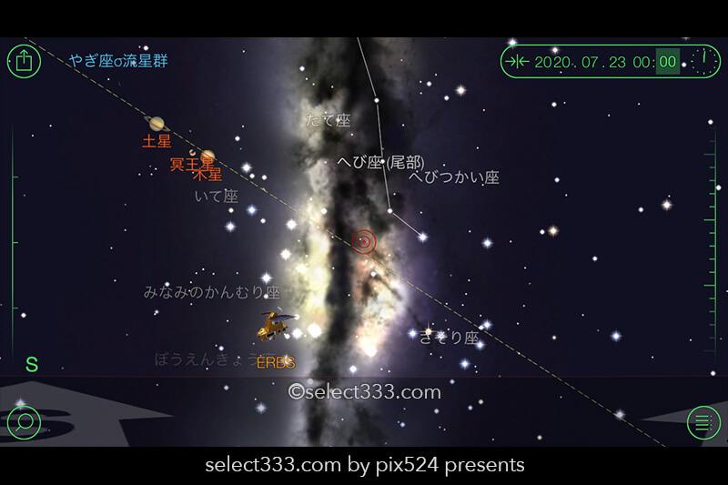 7月の天の川が見える日時と方角!天の川銀河の撮影と観測!2020年版天の川撮影候補日