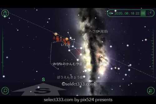 8月の天の川が見える日時と方角!天の川銀河の撮影と観測!2020年版天の川撮影候補日