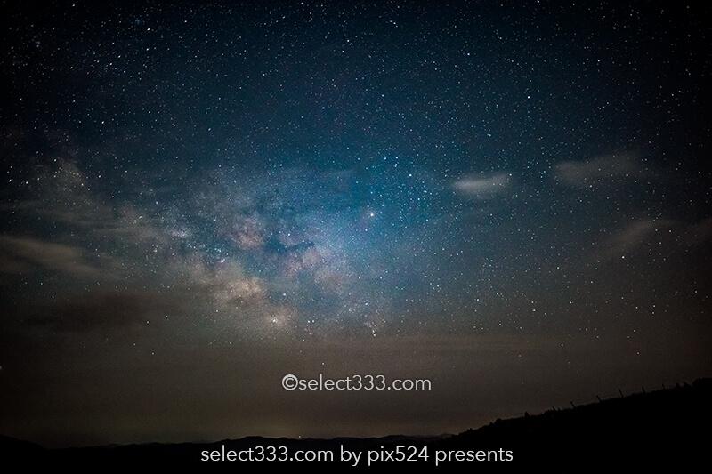 月入り前から撮影する天の川銀河!月没前後の南天撮影の変化!四国カルスト天の川撮影レポ
